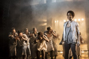 Declan Bennett and Tyrone Huntley return to Jesus Christ Superstar