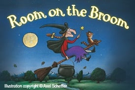 Room On The Broom By Tall Stories At The Lyric Theatre