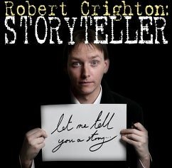 Robert Crighton Storyteller At Barons Court Theatre