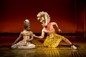 Disney S The Lion King Tickets Lyceum Theatre Londontheatre Co Uk