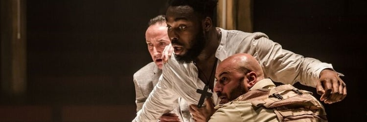 Review of Othello at Wilton's Music Hall