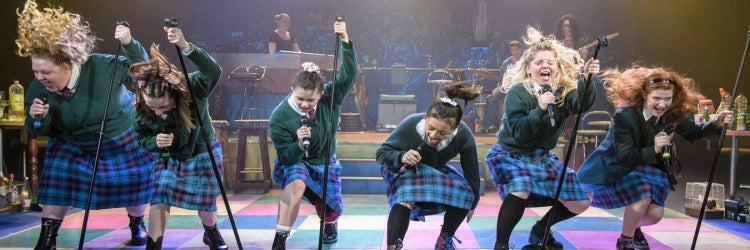 Review of Our Ladies of Perpetual Succour at the Duke of York's Theatre