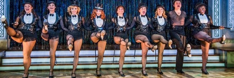 Review of Stepping Out at the Vaudeville Theatre starring Amanda Holden