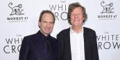 Ralph Fiennes with David Hare