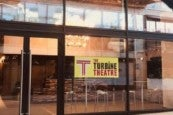 Photo credit: Turbine Theatre exterior (Photo courtesy of Turbine Theatre)