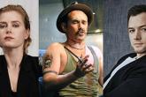 Photo credit: Amy Adams in The Glass Menagerie, Mark Rylance in Jerusalem and Taron Egerton in Cock (Photos courtesy of The Glass Menagerie, Jerusalem and Cock)