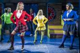 Carrie Hope Fletcher and the cast of Heathers the Musical
