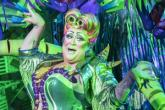 Vicky Vox as Audrey II in Little Shop of Horrors