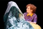 Katherine Parkinson in Shoe Lady at the Royal Court