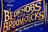 Photo credit: Bedknobs and Broomsticks artwork (Artwork courtesy of Disney Theatricals)