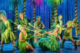Photo credit: Dr Seuss' The Lorax at the Old Vic in 2017 (Photo courtesy of The Old Vic)