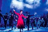 Photo credit: Zizi Strallen as Mary Poppins (Photo by Johan Persson)