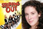 Natalie Casey in Stepping Out