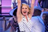 Sutton Foster in 'Anything Goes' on Broadway