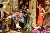 Photo credit: Cast of The Play That Goes Wrong (Photo by Helen Murray)