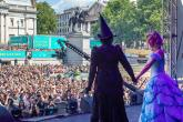 Wicked perform at West End LIVE in 2019