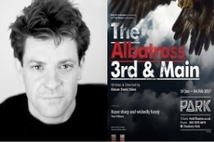 Hamish Clark to star in The Albatross 3rd & Main at Park Theatre