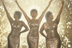 Dreamgirls London's West End