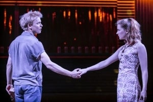 Freddie Fox in Romeo and Juliet at Sheffield Crucible