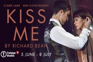 Richard Bean's Kiss Me transfers to Trafalgar Studios 2 this Summer