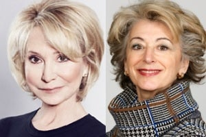 Lettice and Lovage at the Menier Chocolate Factory