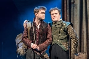 Rosencrantz and Guildenstern are Dead extends at the Old Vic Theatre
