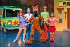 Scooby Doo Live at the London Palladium