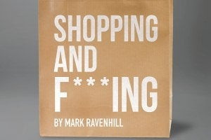 Shopping and F***ing at the Lyic Hammersmith