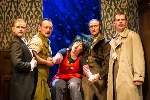 The Play That Goes Wrong new cast