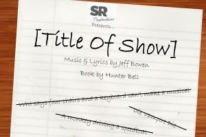 Title of Show Waterloo East Theatre