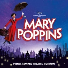 Book Mary Poppins tickets