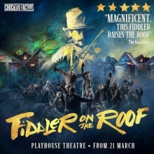 Book Fiddler on the Roof tickets