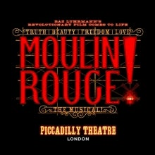Book Moulin Rouge! The Musical tickets