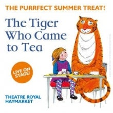 Book The Tiger Who Came to Tea tickets