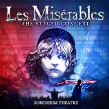 Book Les Miserables: The Staged Concert tickets