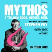 Book Stephen Fry - Mythos - A Trilogy: Heroes tickets