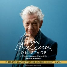 Book Ian McKellen On Stage: With Tolkien, Shakespeare, Others and YOU tickets