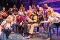 Photo credit: Come From Away cast (Photo by Craig Sugden)