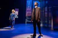 Kimberly Walsh and Jay McGuiness in Sleepless: A Musical Romance
