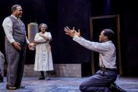Photo credit: Cast of Death of a Salesman at the Piccadilly Theatre (Photo byBrinkhoff.Moegenburg)
