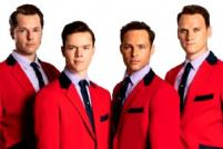 Photo credit: Cast of Jersey Boys (Photo by Darren Bell)
