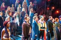 Photo credit: The Les Miserables All-Star Staged Concert company (Photo by Matthew Le Poer Trench)