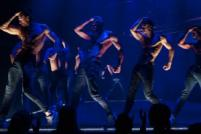 Photo credit: Magic Mike Live cast (Photo by Trevor Leighton)