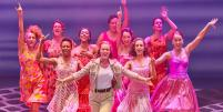 The West End cast of Mamma Mia!