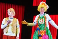 Photo credit: Potted Panto (Photo by Geraint Lewis)