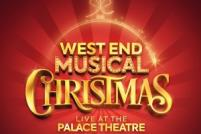 Photo credit: Artwork of West End Musical Christmas (Photo courtesy of Kevin Wilson PR)