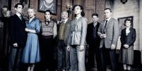 A recent London company of The Mousetrap