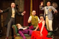 New cast announced for The Play That Goes Wrong in the West End