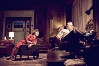 Who's Afraid of Virginia Woolf? at the Harold Pinter Theatre (Johan Persson)