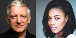 Photo credit: Simon Russell Beale and Racheal Ofari (Photos by Charlie Carter and Sam Irons respectively)